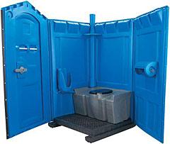 Standard Portable Restroom